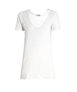Nili Lotan | Blair Scoop-Neck Cotton T-Shirt