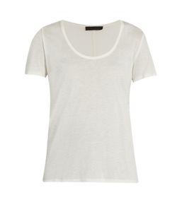 The Row   Stilton Scoop-Neck T-Shirt