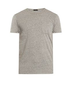 ATM | Patch-Pocket Cotton-Blend T-Shirt