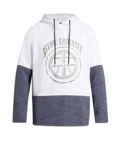 Astrid Andersen | Logo Cotton-Blend Jersey Hooded Sweatshirt