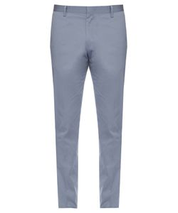 Paul Smith | Cotton-Blend Chino Trousers