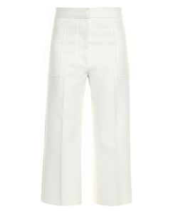 Marni | Wide-Leg Cropped Trousers