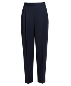 The Row | Sea Wool-Gabardine Trousers