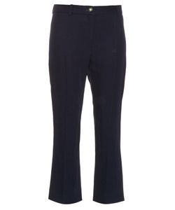 SIES MARJAN | Kick-Flare Cropped Trousers