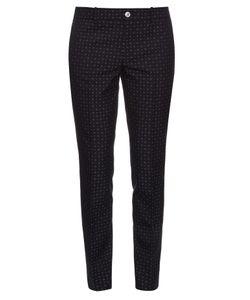Gucci | Dot-Jacquard Skinny-Fit Trousers