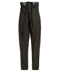 Vivienne Westwood Anglomania | Kung Fu Slim-Leg Wool Trousers
