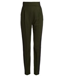 Haider Ackermann | Proud High-Waisted Wool Trousers