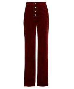 Vanessa Bruno | Fylis Staright-Leg Corduroy Trousers