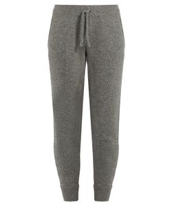 Brunello Cucinelli | Sequin-Embellished Cashmere-Blend Track Pants