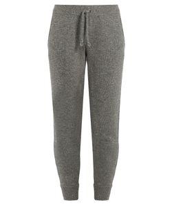 Brunello Cucinelli | Sequin-Embellished Cashmere-Blend Track Pants
