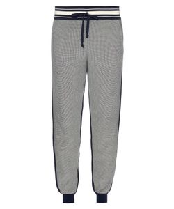 Orley | Micro-Stitch Cotton Track Pants