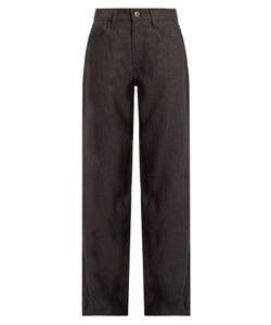 Simon Miller   Toma Wide-Leg Linen Trousers