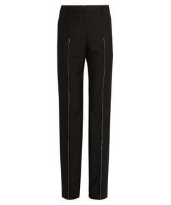 Jil Sander | Benjamin Straight-Leg Wool-Blend Trousers