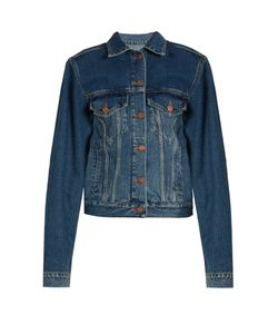 RAEY | Fitted Denim Jacket