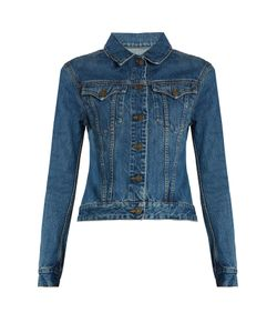 ROCKINS | Button-Down Denim Jacket