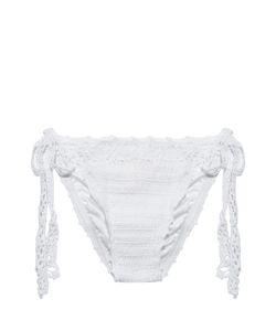 Anna Kosturova   Crochet Tie-Side Bikini Briefs