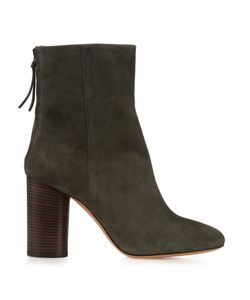 Isabel Marant | Garett Suede Ankle Boots
