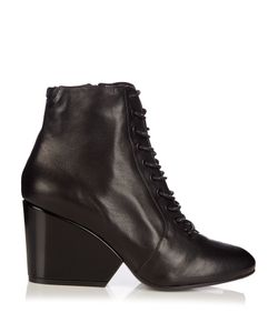 Robert Clergerie | Tula Leather Ankle Boots