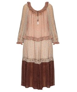 Zimmermann | Eden Floral-Print Crepon Dress