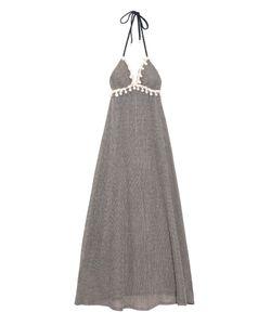 VMT   Careyes Steph Halterneck Maxi Dress