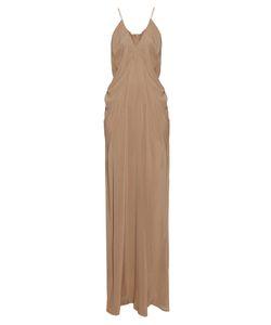 KALITA   Gigi Silk Maxi Dress