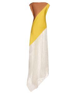 Jonathan Saunders | Odessa Panelled Satin Dress