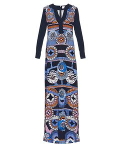 Peter Pilotto | Attica Stretch-Crepe Kaftan