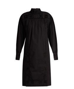 Isabel Marant | Samuel High-Neck Cotton Dress