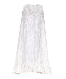 Balenciaga | Distressed Fil Coupé Ruffle-Trimmed Dress