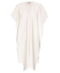 Maison Rabih Kayrouz | V-Neck Silk-Blend Dress