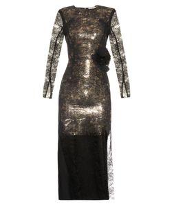 Preen by Thornton Bregazzi   Ecal Floral-Lace Dress