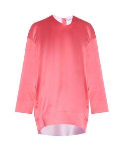 Thomas Tait | Duchess-Satin Tunic Dress