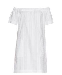 A.L.C. | Bolen Off-The-Shoulder Jacquard Dress