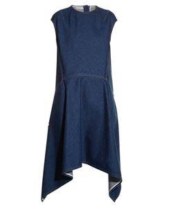 Balenciaga | Cut-Out Back-Hem Dress
