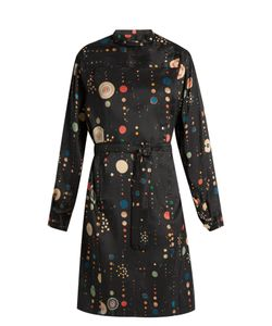 Isabel Marant | Ossie Shantung-Silk Dress