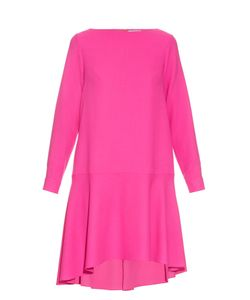 Osman | Perfect 5 Beaux Wool-Crepe Dress