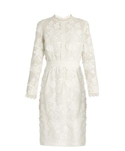 Vanessa Bruno | Foraine Embroidered Cotton-Voile Dress
