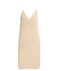RAEY | V-Neck Silk Slip Dress