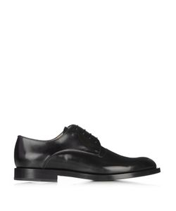 Fendi | Leather Derby Shoes