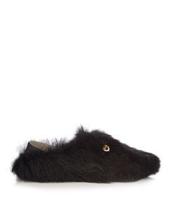 Fendi | Bag Bugs Fur Slippers