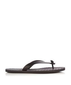 BOTTEGA VENETA | Leather Flip-Flops