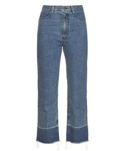 Rachel Comey   Legion High-Rise Slim-Leg Jeans