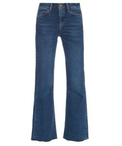 M.i.h Jeans | Lou High-Rise Flared Jeans