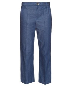 Marc Jacobs | Bowie Mid-Rise Cropped Jeans
