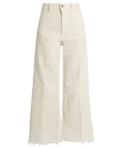 Rachel Comey | Legion High-Rise Wide-Leg Jeans