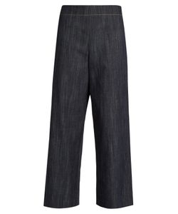 Adam Lippes | Wide-Leg Cropped Jeans