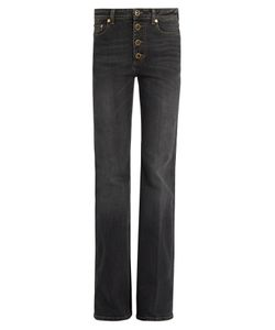 Sonia Rykiel | Sailor High-Rise Bootcut Jeans