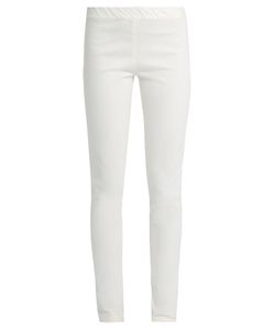 The Row | Stratton High-Rise Skinny Jeans