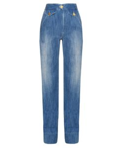 Isabel Marant Etoile | Odessa High-Rise Flared Jeans