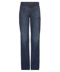 Helmut Lang | High-Rise Flared Jeans